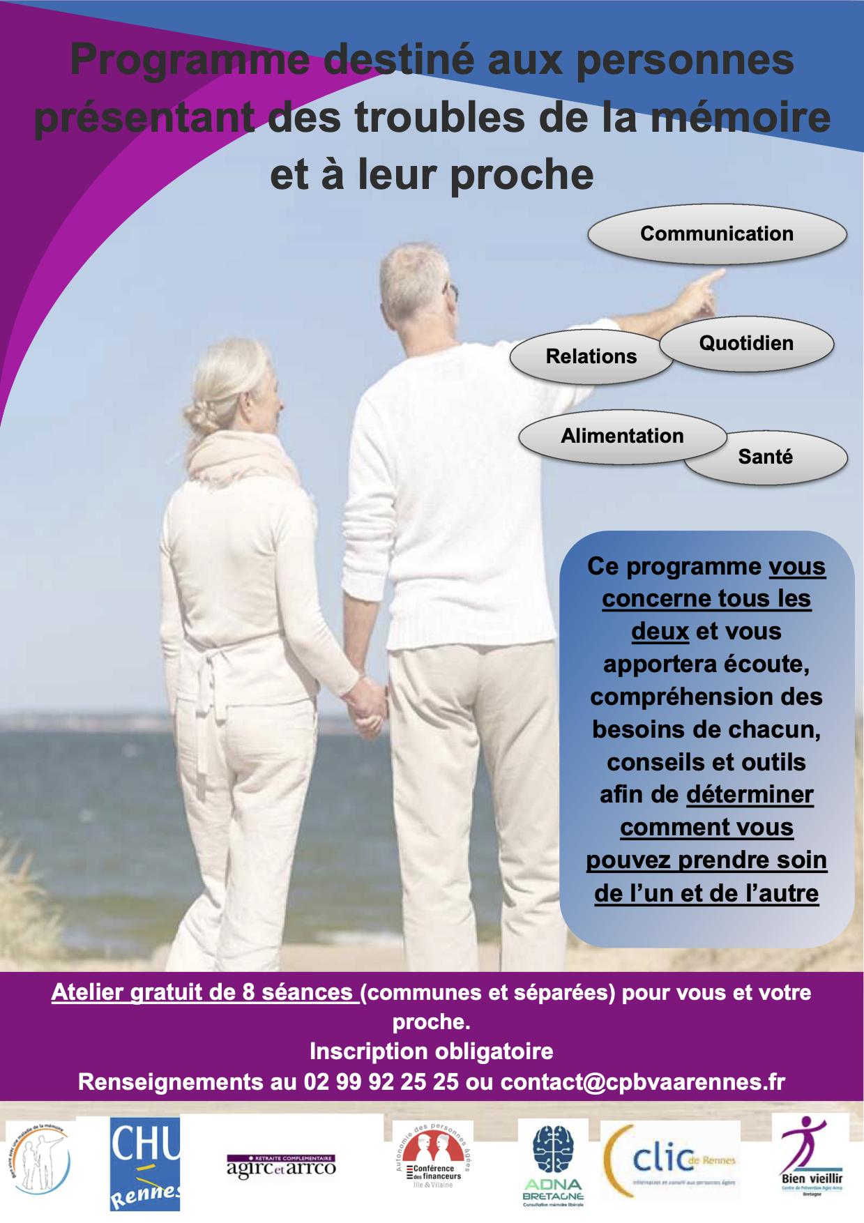 Centre de prévention Bien Vieillir Agirc-Arrco Bretagne